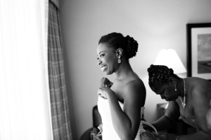 Wedding - Natural Hair #2