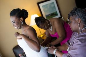 Wedding - Natural Hair #3
