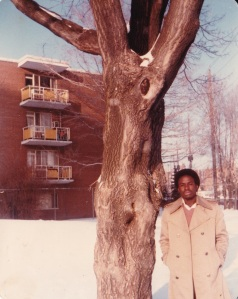 My father, back in the day