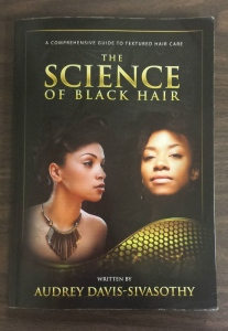 The Black Hair Care Bible - a must-have book!