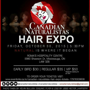 Canadian Natural Hair Expo